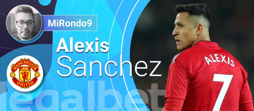 Alexis Sánchez, otra 'víctima' del dorsal 7 en el Manchester United