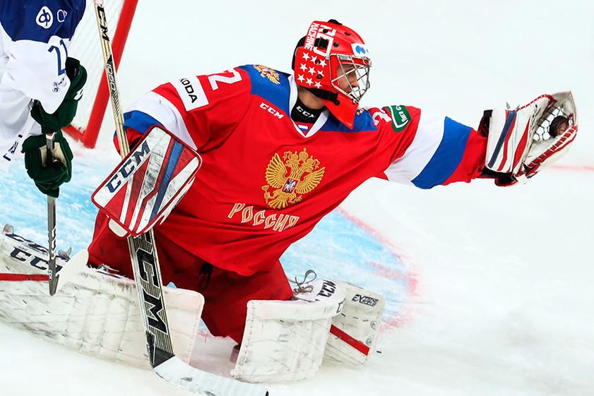 Россия - Чехия: котировки букмекеров на матч хоккейного Евротура
