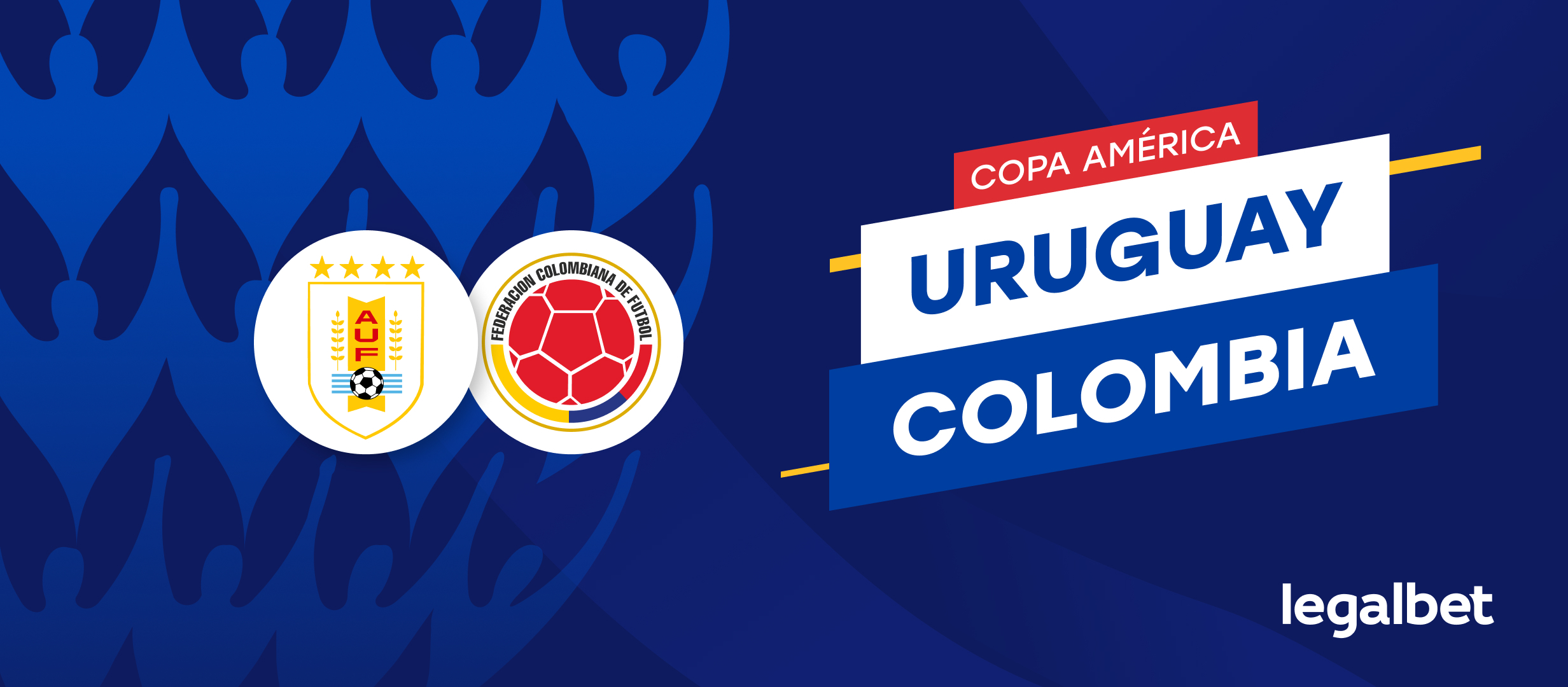 Apuestas y Cuotas Uruguay - Colombia, Copa América 2021
