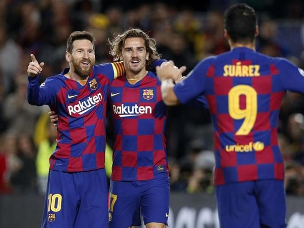 BK_Olimp: «Атлетико» – «Барселона»: Возвращение Гризманна в Мадрид.