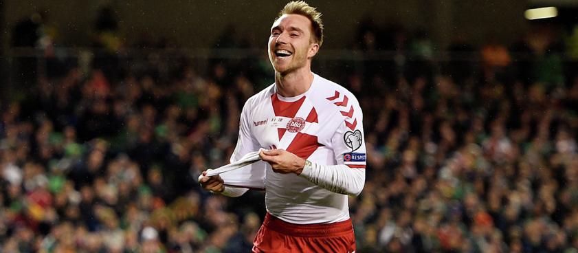 Дания – Ирландия: прогноз на футбол от Владислава Батурина