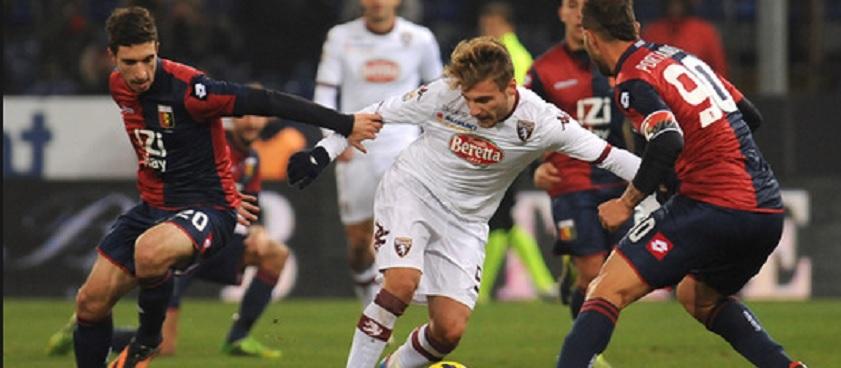 Genoa v Torino. Pariul lui Gavan