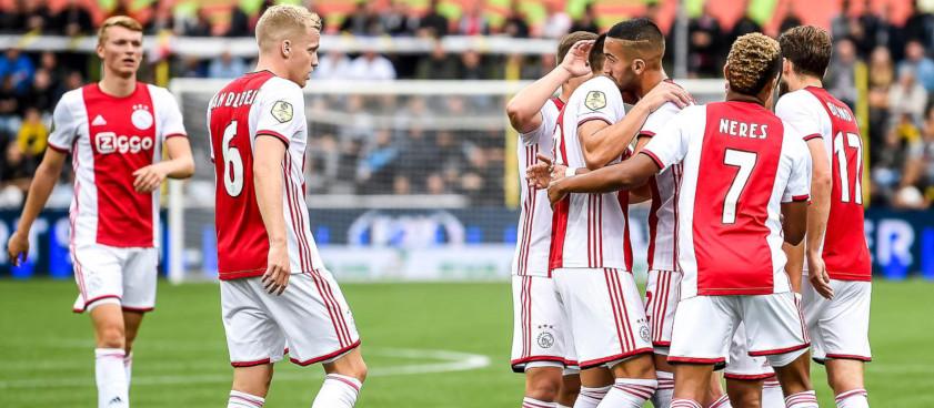 Pronóstico Sparta Rotterdam vs Ajax, Waalwijk vs PSV, Eredivise 2019