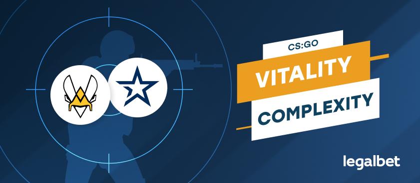 Vitality — Complexity: прогноз матча по CS:GO на 8 февраля