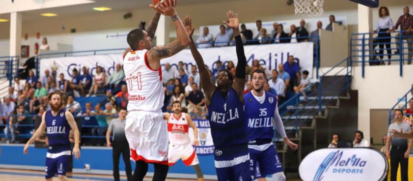 Pronóstico Melilla - Valladolid, LEB Oro 2019