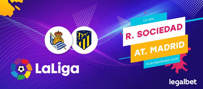 Previa Real Sociedad - Atlético de Madrid, La Liga 2019