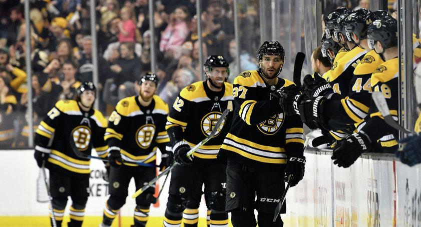 Хоккей. НХЛ. Бостон - Оттава. Прогноз, который должен проходить в первом периоде