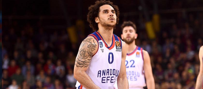 «Барселона» – «Анадолу Эфес» (4-й матч): прогноз на баскетбол от Kawhi2
