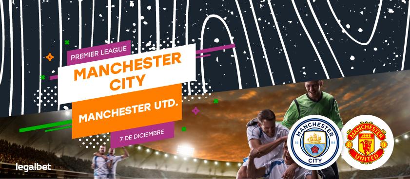 Previa, análisis y pronósticos Manchester City - Manchester United, Premier League 2019