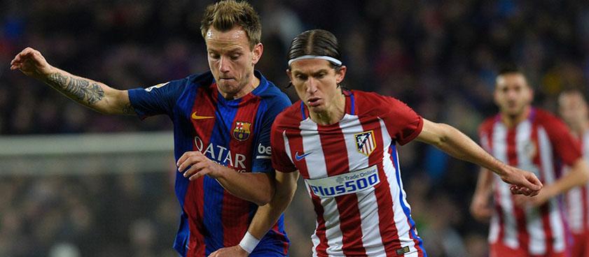 Pronóstico Atlético de Madrid - Barcelona, La Liga 2018
