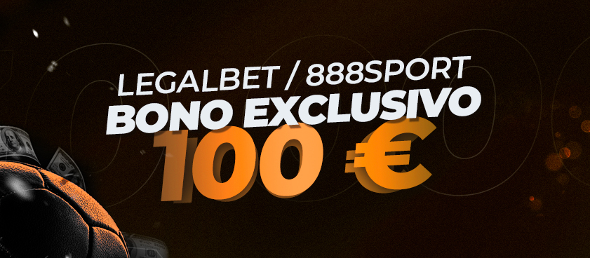¡Nuevo bono de bienvenida exclusivo en 888Sport!