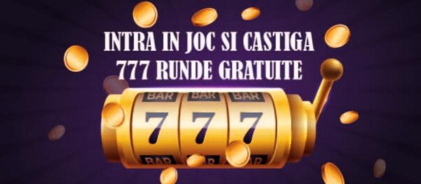 Joci si castigi zilnic pana la 777 Runde Gratuite pe Publicwin