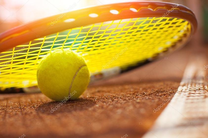 Теннис на сегодня...