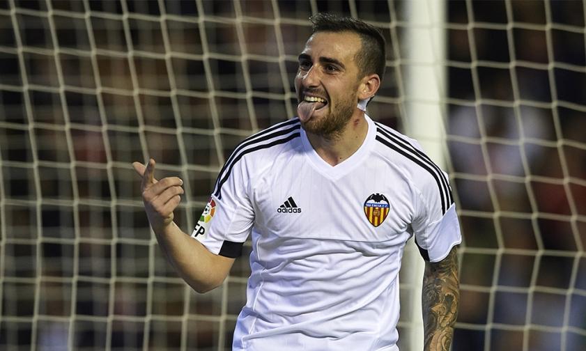 Paco Alcácer cada vez más cerca del Camp Nou
