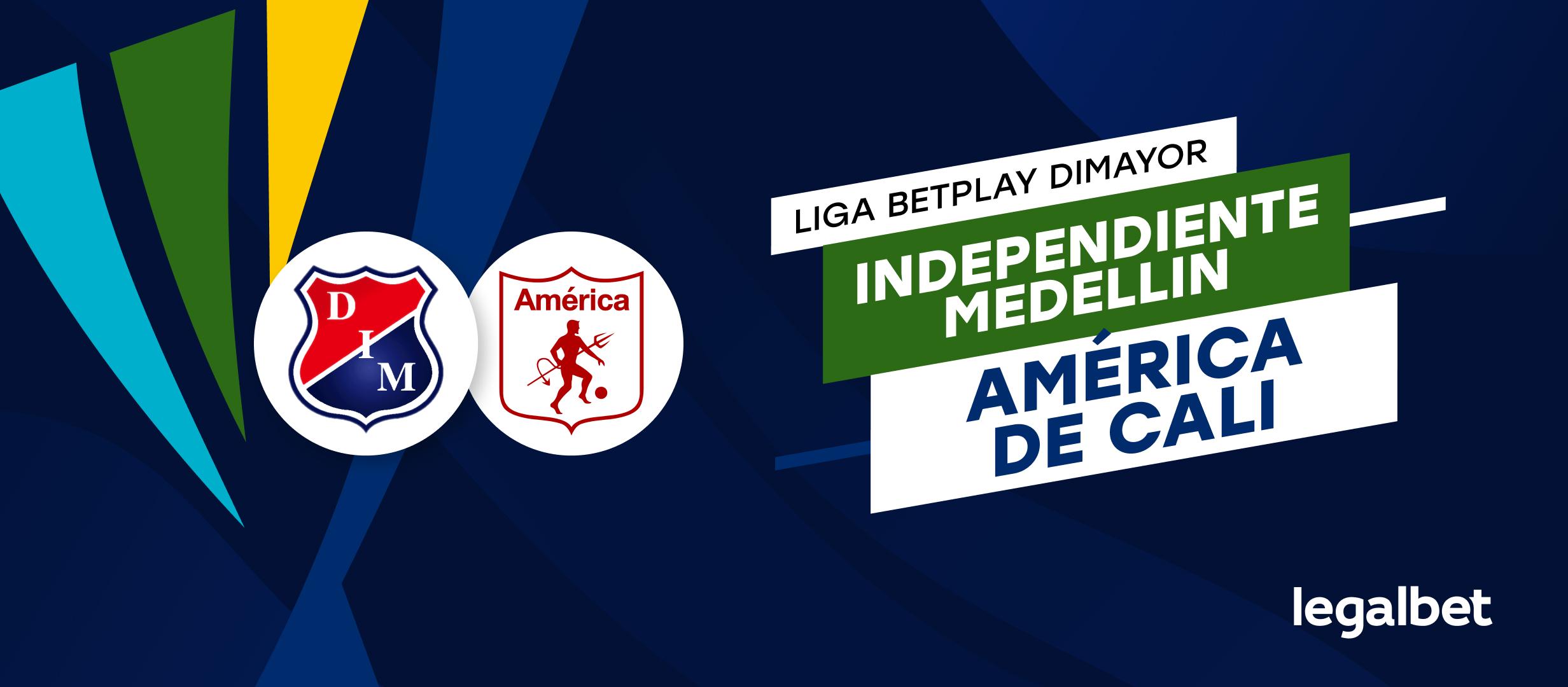 Previa y Análisis DIM - América de Cali, Liga Betplay Dimayor 2021