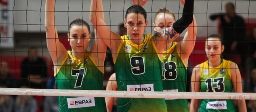 «Уралочка» – «Протон»: прогноз на чемпионат России по волейболу среди женщин