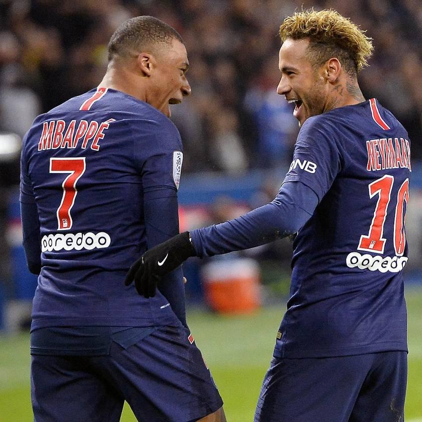 Три лучших тренда во французской Лиги 1 прямо сейчас