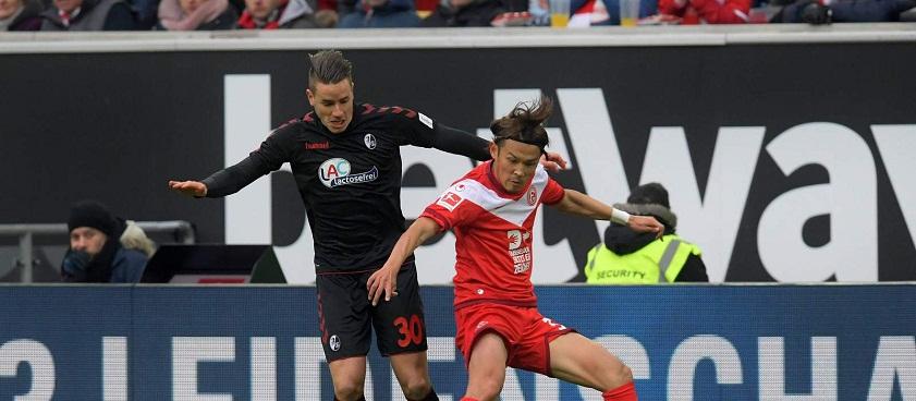 SC Freiburg - Fortuna Dusseldorf   Ponturi Fotbal Bundesliga