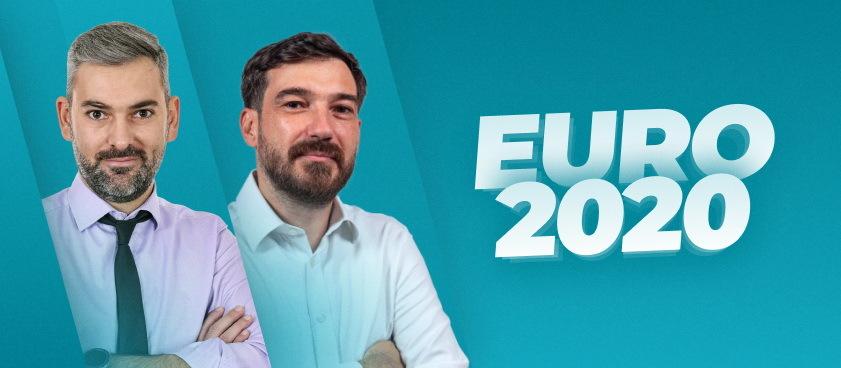Euro 2021 cu Ion Alexandru și Silviu Tudor Samuilă