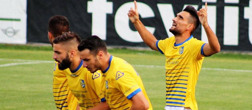 FC Hermannstadt - Dunarea Calarasi. Pontul lui Mihai Mironica