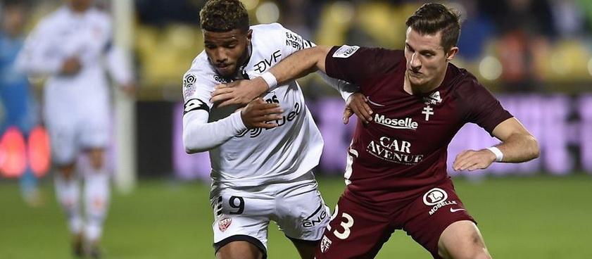 Dijon FCO - FC Metz. Pontul lui Karbacher
