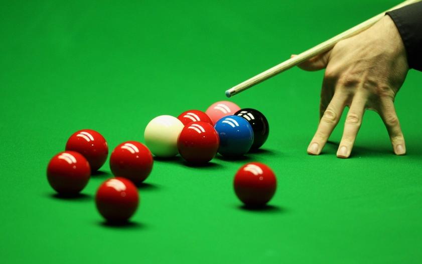Snowball Snooker. International Championship