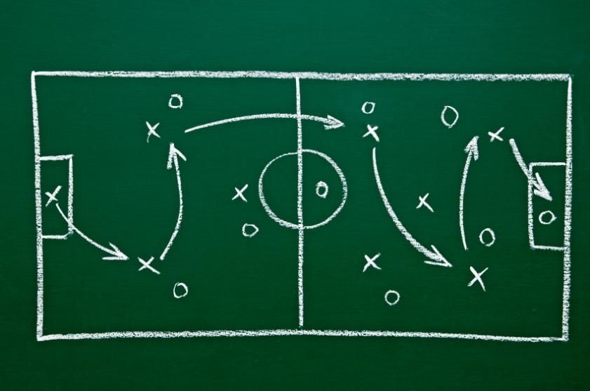 Интересная стратегия для ставок на футбол