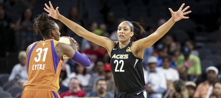 «Лас-Вегас Эйсес» – «Финикс Меркури»: прогноз на регулярный сезон WNBA