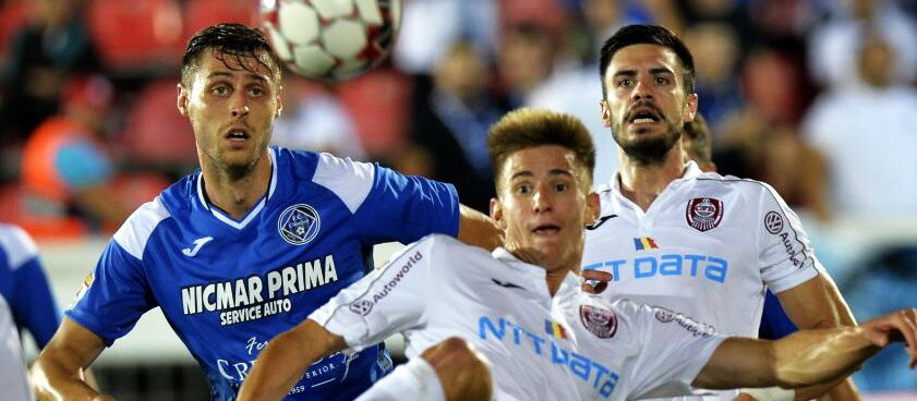 CFR Cluj – Academica Clinceni: pronosticuri pariuri Liga 1