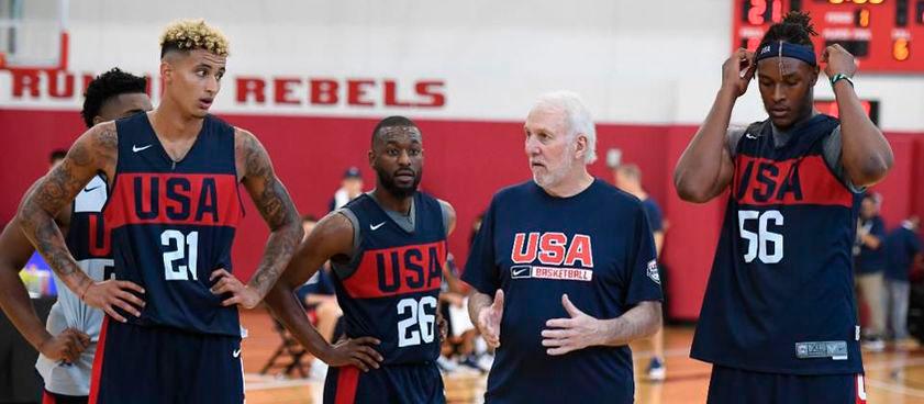 США на чемпионате мира по баскетболу 2019: безальтернативный кандидат на титул?