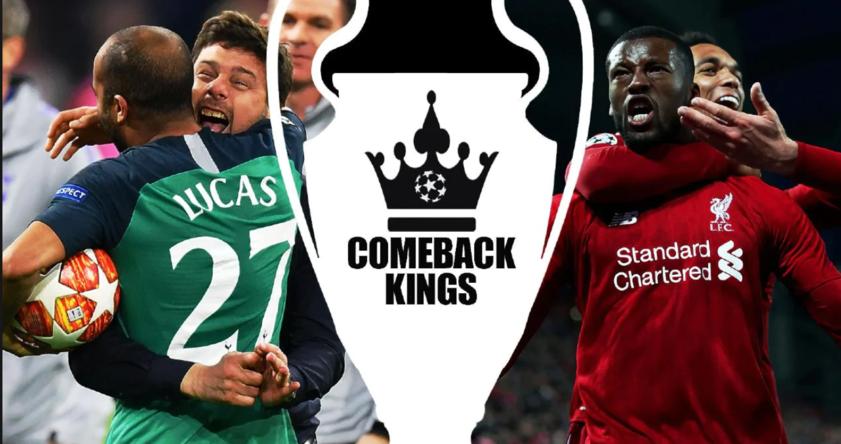 Камбэк Финал: Тоттенхем vs Ливерпуль