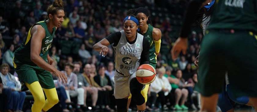 «Миннесота Линкс» - «Лос-Анджелес Спаркс»: прогноз на регулярный сезон WNBA
