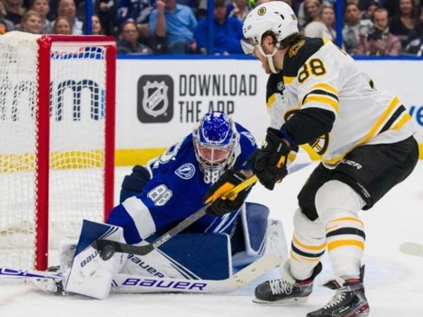 Константин Федоров: Прогноз на матч НХЛ «Бостон» - «Тампа-Бэй»: битва грандов Востока.