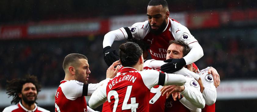 Pronóstico Arsenal - Burnley 06.05.2018
