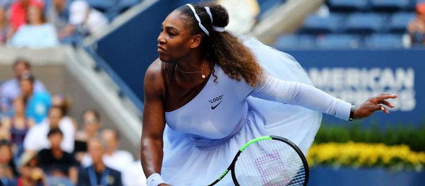 Serena Williams - Anastasija Sevastova. Pontul lui Mihai Mironica