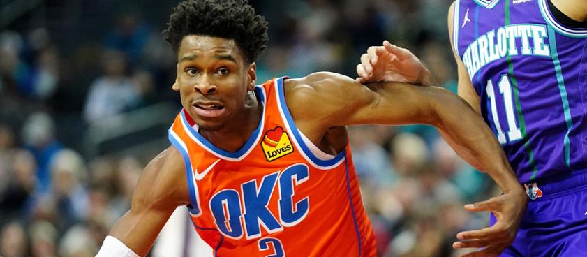 Oklahoma City Thunder - Los Angeles Lakers: ponturi NBA