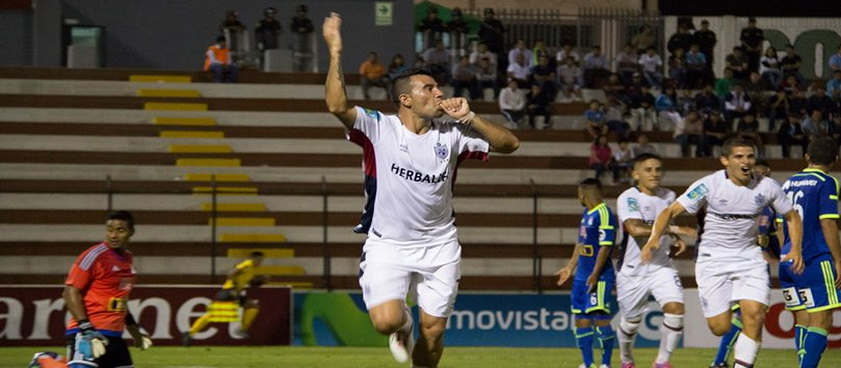 Deportivo San Martin - Sport Rosario. Pontul lui Nica