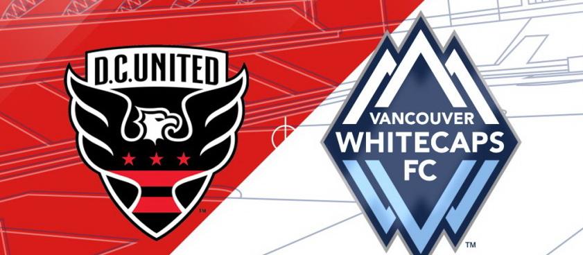 DC United - Vancouver Whitecaps. Pontul lui IulianGGMU
