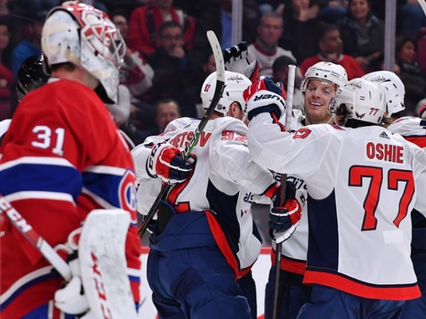 Константин Федоров: Прогноз на матч НХЛ «Вашингтон» - «Нэшвилл»: возвращение Овечкина.