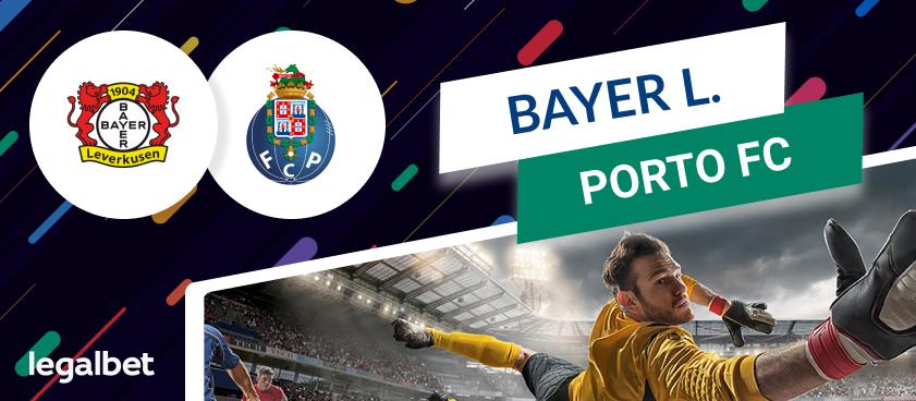 Bayer Leverkusen x Porto: Previsões de Apostas e Guia para o jogo