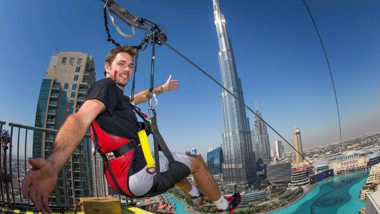 Обзор: АТП Дубаи. День 2