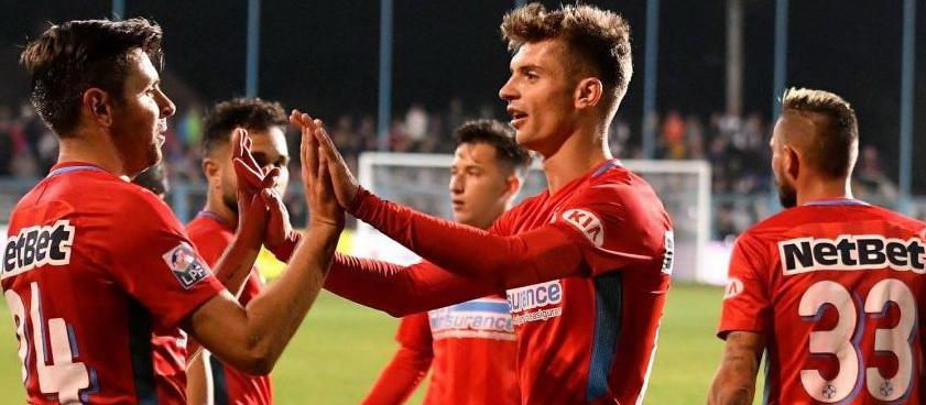 FCSB - FC Voluntari. Ponturi Pariuri Liga 1 Betano