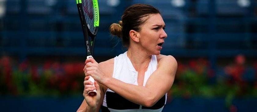 Simona Halep - Kateryna Kozlova. Pronosticuri tenis WTA Indian Wells