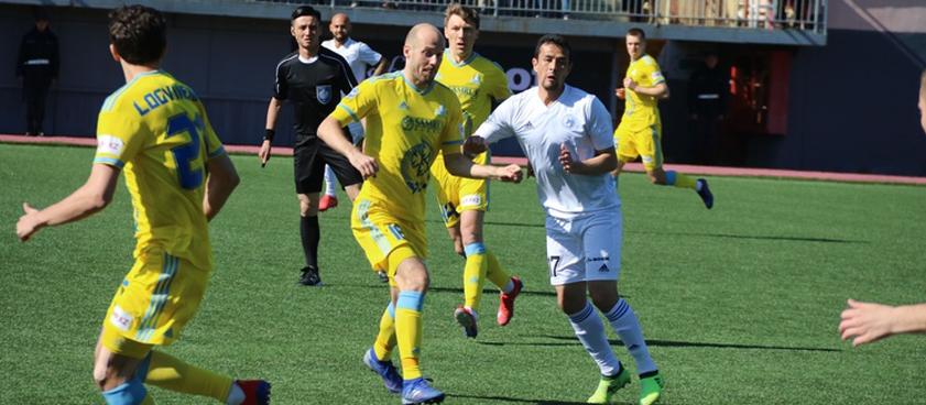 «Окжетпес» – «Астана»: прогноз на перенесенный матч КПЛ