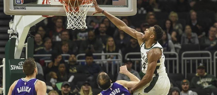 Sacramento Kings - Milwaukee Bucks. Pronosticuri NBA