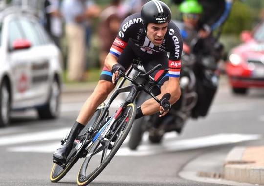 Castiga Tom Dumoulin primul contratimp din Turul Italiei 2017?