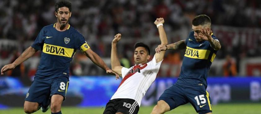 Pronóstico Copa Libertadores, Boca Juniors - River Plate 10.11.2018