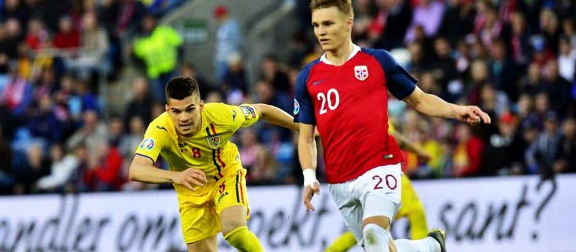 Romania - Norvegia. Pronosticuri Pariuri Calificari EURO 2020