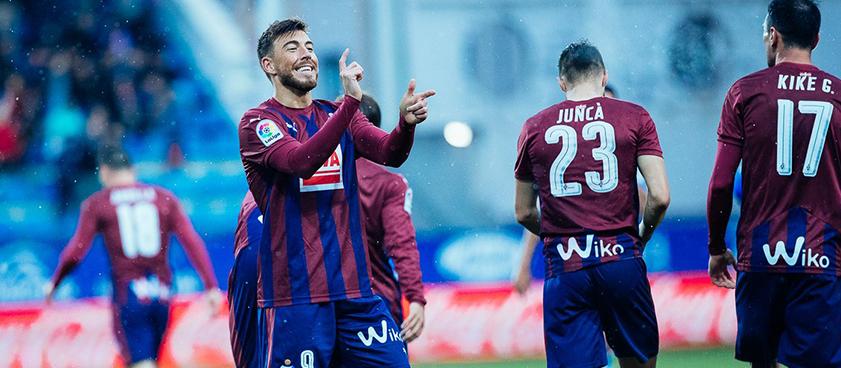 Pronóstico Huesca - Eibar, La Liga 2019