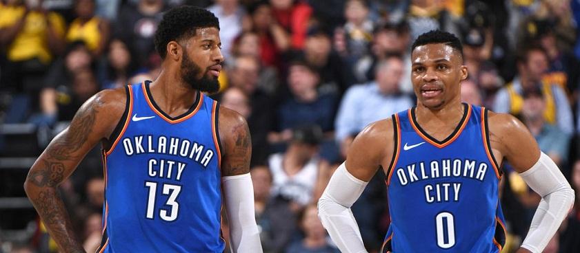 Oklahoma City Thunder - Washington Wizards | Ponturi Pariuri NBA